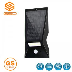 1801 Solar Motion Light(Black)