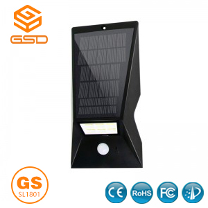 1801 Solar Motion Light(Black)