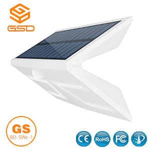 SMD Design Outdoor Solar Lights