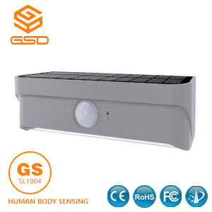 Solar motion sensor lights(Grey)