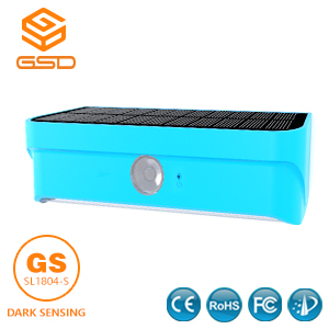 Mini outdoor solar light(Blue)