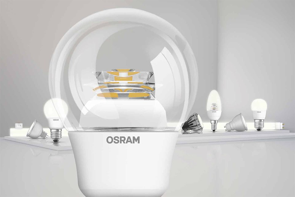 Osram Names Lamps Business Branch LEDVANCE