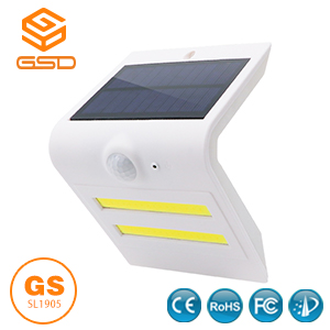 1905 Solar Garden Light(White)
