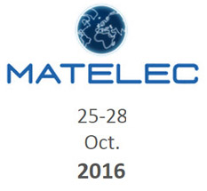 MATELEC 2016, International Trade Fair for the Electrical and Electronics Industry