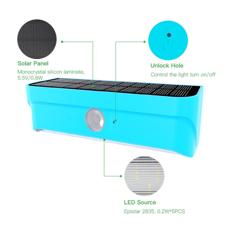Mini-outdoor-solar-light-Blue-3